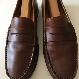 Tods Mens Penny Loafers UK 8.5 US/9.5 US
